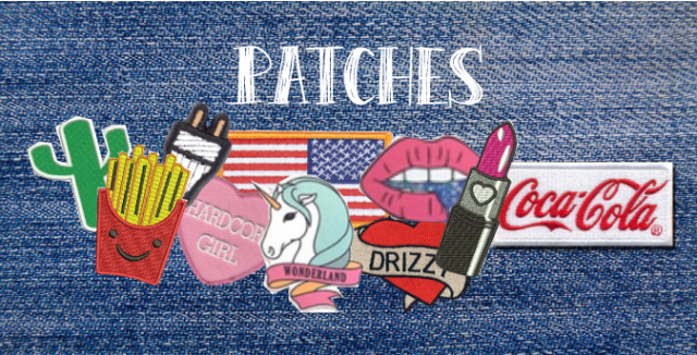 patches capa
